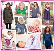 Upto 60% off Sale @ JoJo Maman Bebe + Free delivery on everything