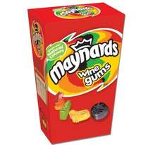Winegums,Allsorts and jelly Babies instore at Tesco for £1.50