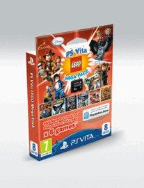 Ps vita lego mega pack with 8gb memory card @ sainsburys prestwick £10 instore