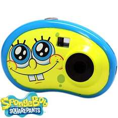 SpongeBob Squarepants Digital video Camera £6.99 @ Home Bargains