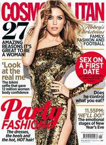 12 issues of Cosmopolitan £15 PLUS FREE Colgate C600 Electric toothbrush! (RRP £99) @ hearstmagazines