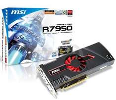 Refurb Msi 7850 for £49.99 Msi 7950 for £85.99 @ Overclockers excl. Delivery
