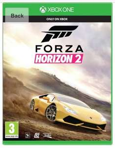 Forza Horizon 2 for the Xbox One Amazon £30