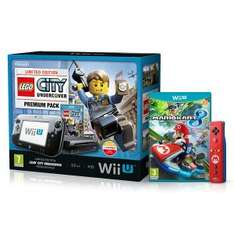 Wii U Premium LEGO Pack £299 with Mario Kart 8 and Wii mote @ Nintendo Store -