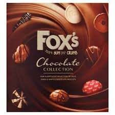 Fox's Chocolate Collection (Biscuits) 395g Only £1.50 @ Asda