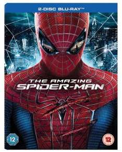 The Amazing Spiderman Bluray + UV copy £3.80 free prime delivery/£10 spend