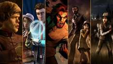 The Telltale Games Collection - £35 on Xbox One Store (Gold Users Only)