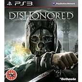 Dishonored PS3 £5.00 @ Tesco Direct