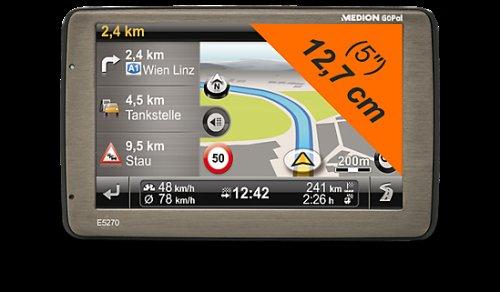 Medion Gopal Sat Nav E5270 £99.00 @ Medion Shop