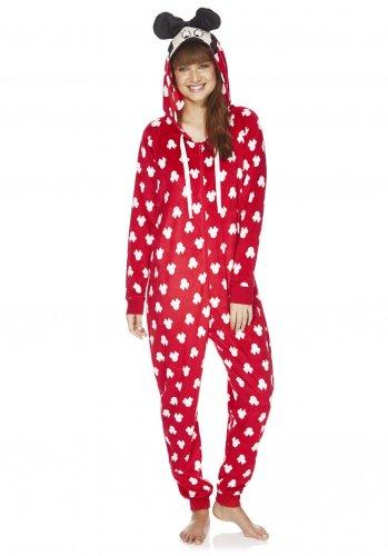 Disney Minnie Mouse Print Onesie £8 @ tesco