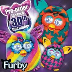 PRE ORDER: Furby Boom Crystal: Sweets £24.99 at Home Bargains