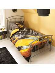 George Home Taxi Duvet Set - Double with KIDS30 code £5.25 at George / Asda