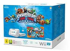 Wii U Basic with Skylanders Trap Team Starter Pack £162.79 @ Amazon (possibly £157.79 using Mastercard and code PRICELES5)