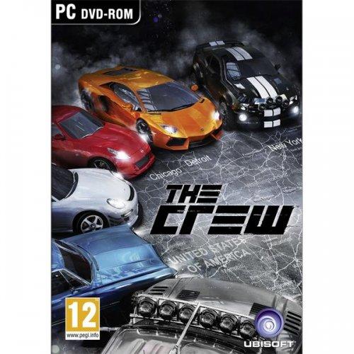 The Crew (PCDVD) @ Amazon - £19.99