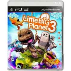 Littlebigplanet 3 and WWE15 on PS3 for £20 each instore at Tesco (using £5 off a £25 spend leaflet - possibly local only - 2 locations now confirmed)