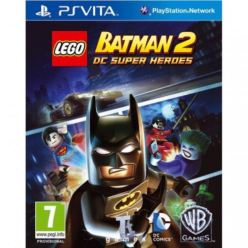 (PS Vita) LEGO Batman 2: DC Super Heroes - £9.99 - Smyths Toys