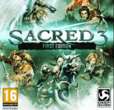 Sacred 3 PS3 (First Edition) £6 @ game instore