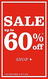 New Look sale has begun online