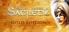 Sacred 2 Gold £3.74 @ Steam