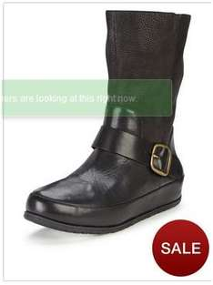Fitflop Biker Boots was £150, £64.50 with discount code 4YAXK new customer @ Littlewoods