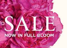 Crabtree and Evelyn sale now on