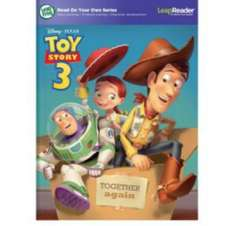 Leapfrog Tag Book - Toy Story 3  - £4 @ Mothercare