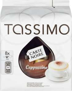 Tesco various Tassimo pods down to £2.93