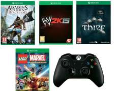 Xbox One Gaming Bundle 2 (18+) From lookagain.co.uk £252.99 (console not included)