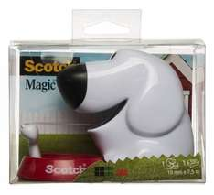 Scotch Tape Dog Shape Dispenser - WHSMITH SALE - Online now