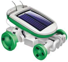 6 in 1 Solar Powered Machines - Halfords - £1