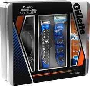 Gillette fusion proglider styler gift set 50% off  - £9.99 @ clasohlson