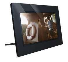 7 inch digital photo frame ticketed at £19.99 going through at £14.99 and online Clas Ohlson