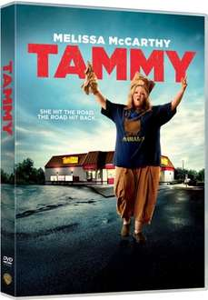 Tammy (DVD) £4.99 (BluRay) £7.99 Delivered (or Collect Argos) via EntertainmentStore/eBay (Next Best Double The Price)