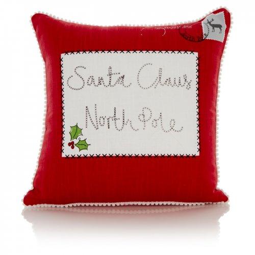 Santa Cushion £2.50 @ ASDA