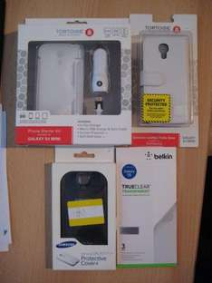 iPhone, Samsung, Blackberry Mobile Phone Cases, Screen Protectors etc from only 10p each and on Buy 2 get 3rd Free! @ tesco instore. Confirmed at Prescot, Liverpool & Redding, Falkirk