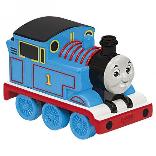 Thomas The Tank Engine Pull-Back Train, Assorted - John Lewis - £2.99