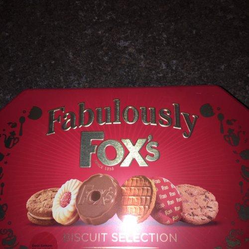 Fabulously Fox's £3 (was £5) @ Asda