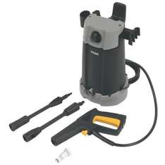 Titan Pressure Washer (£29.99) and Accessories (as little as 99p!) on offer at Screwfix!