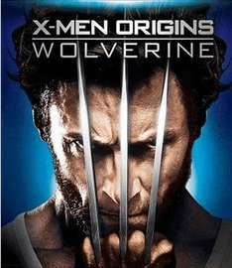 Wolverine X-men Origins Blu Ray £2.00 @ GAME