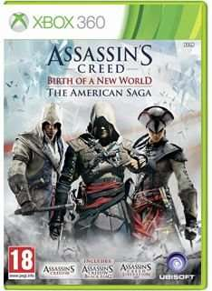 Assassins Creed - American Saga on Xbox 360@ PS3 for £13.85 @ Simply Games