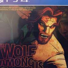 The Wolf Among Us PS4 £20 @ Tesco instore