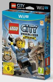 LEGO City: Undercover Limited Edition with Chase McCain Minifigure £18.99 Delivered @ Game