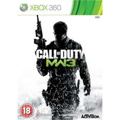 Call of Duty: Modern Warfare 3 (Xbox 360) only £2.30 delivered @ play.com/zoverstocks (used)