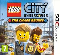 LEGO City Undercover: The Chase Begins - Nintendo 3DS - £14.99 @ GAME