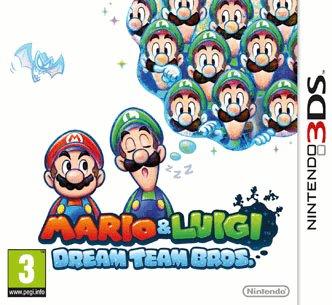 Mario and Luigi Dream Team - Nintendo 3DS - £14.99 @ GAME