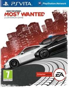 Need for Speed: Most Wanted - Playstation Vita - £6.99 @ GAME