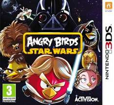 Angry Birds Star Wars - Nintendo 3DS / Wii U / Xbox 360 - £6.99 @ GAME