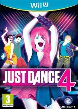 Just Dance 4 Wii U £6.99 @ game.co.uk + Quidco/Topcashback