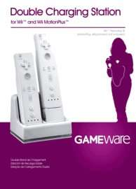 Double Charging Station for Wii (re-chargeable batteries included) £2.00 delivered @ game