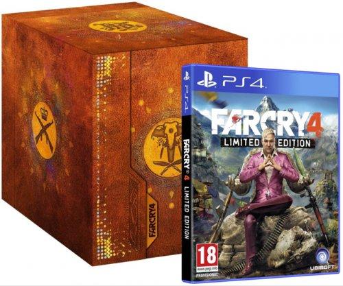 Far Cry 4 Kyrat Edition PS4 £46.99 @ amazon